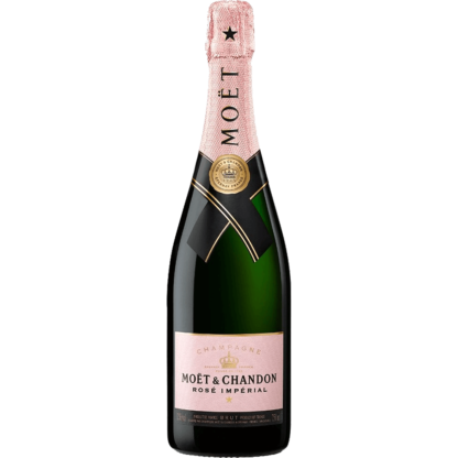 CHAMPAGNE MOET & CHANDON ROSE IMPERIAL