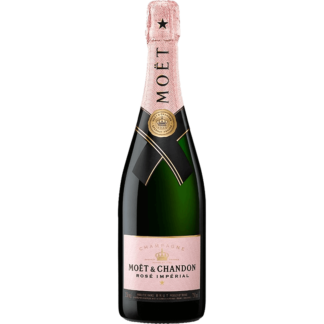 CHAMPAGNE MOET & CHANDON ROSE IMPERIAL – 750ml
